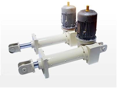 Motorised Screw Jack Actuator (TRSJ Series) – Preyas Sales